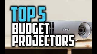 Best Budget Projectors in 2018 - Which Is The Best Budget Projector?
