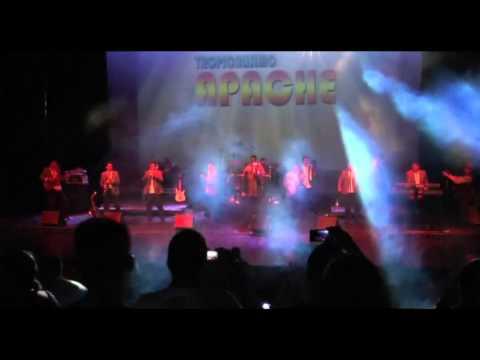 TROPICALISIMO APACHE - LOS PATOS -  TEATRO NAZAS 2014