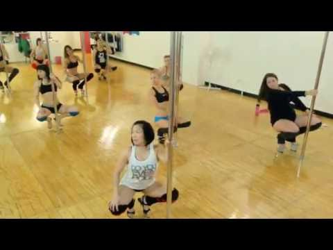 'Once Upon a Time (I was a Hoe)' - Monday Pole Grooves @ Body Electric Pole