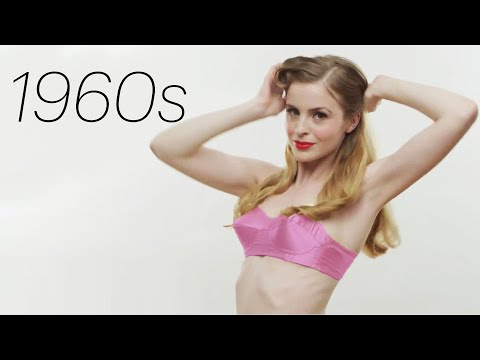 100 Years of Bras - Glamour - 동영상