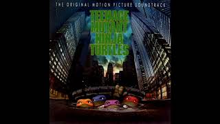 Черепашки ниндзя Original Soundrack 1990