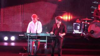 """a-ha """"Take On Me"""" (live in Moscow, 22.11.2009)"""