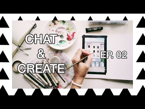 Keeping Your Day Job As A Creative | Chat & Create