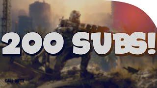 200 SUBSCRIBER HYPE!
