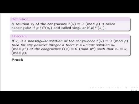 Math 706 Sections 4.4-4.5