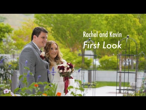 Rachel and Kevin First Look at Draper LDS Temple