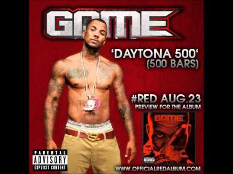 The Game - Daytono 500 bars part 2 (Lyrics)