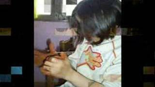 Niños ceramistas de Paso del Sapo