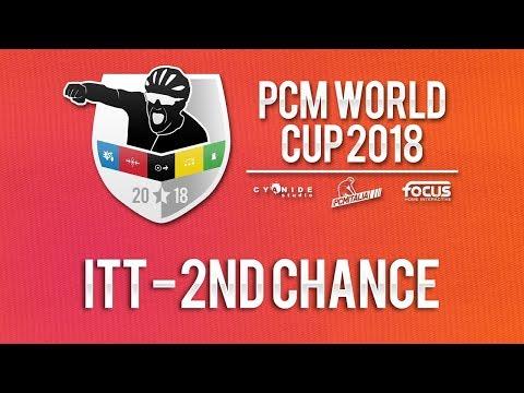 PCM World Cup 2018 - ITT - Second Chance - Group D-E-F