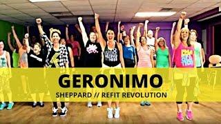 """Geronimo""    Sheppard    Dance Fitness    REFIT® Revolution"