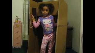 Jada's Homemade Playhouse