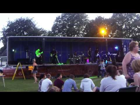 Simon Dickenson Guitar Jumping Jack Flash By The