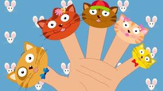 Сім'я пальчиків   Finger Family