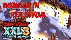Asterix & Obelix XXL 3 #4 | Bomben in Rekjavum | Let`s Play | PS4 | deutsch