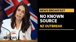 Auckland locked down from midday today as NZ reports first coronavirus cases in 102 days | ABC News