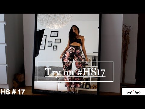 TRY ON |  Haul Shopping #17