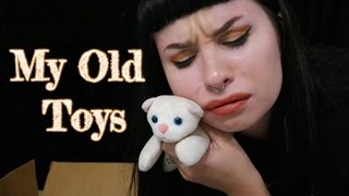 Nostalgia: Unboxing My Childhood Toys   Katie of the Night
