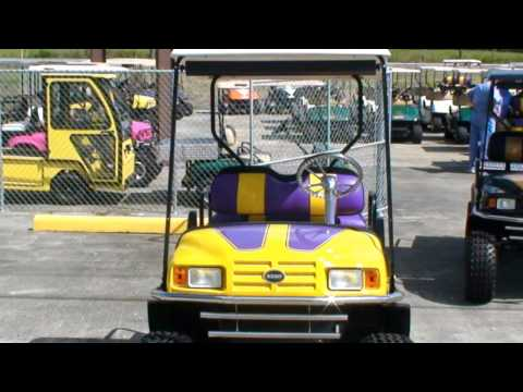 Peterdons Golf Carts, Parts and Accessories Houma, Morgan City LA