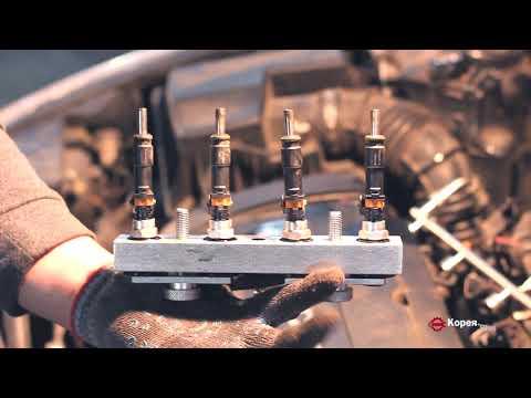 Троение двигателя автомобиля Шевроле Круз 1.8 Z18