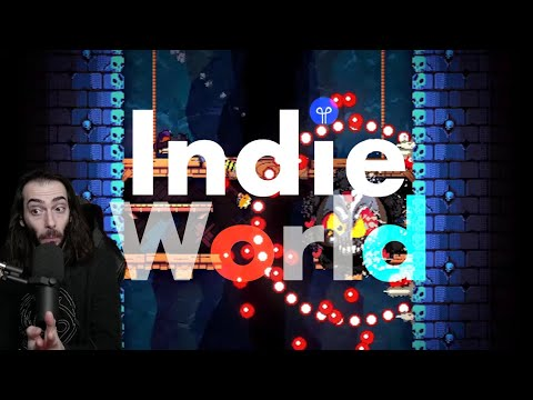 Nintendo Switch Indie World Live Reaction [March 17, 2020]