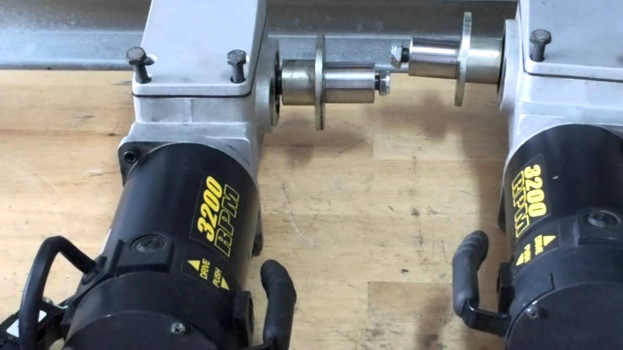 3200 rpm wheelchair motors youtube for How to motorize a wheelchair