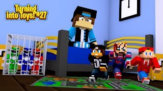 Minecraft TOYS #27 - THE NEW KIDS FAVOURITE TOY IS THE KILLER CHUCKY DOLL!