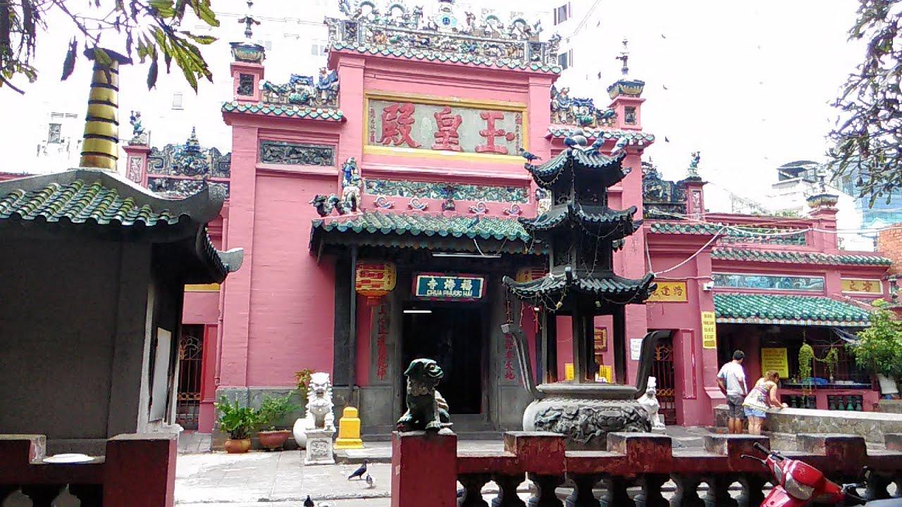 Kết quả hình ảnh cho Jade Emperor Pagoda