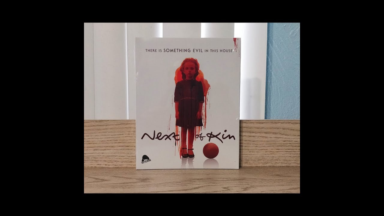 Download Next of Kin Blu-Ray Unboxing - Severin Films