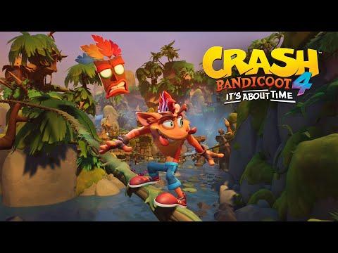 Crash Bandicoot™ 4: It's About Time-Ankündigungstrailer [DE]