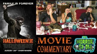 """""""Halloween II"""" 2009 Rob Zombie Horror Movie Commentary featuring The Death Twitch - The Horror Show"""