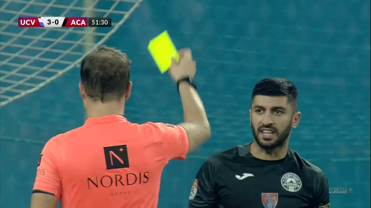 Download REZUMAT | Universitatea Craiova - Academica Clinceni 5-0 | Etapa 12, Liga 1, 2021-2022