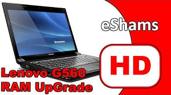 Lenovo G560 0679 Ram UpGrade