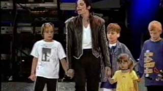 Michael Jackson - The lost children