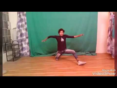 Free style dance video Sunny Arya Ghazipur  U p Arya dance Institute