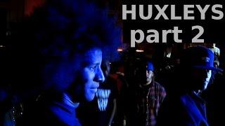 Les Twins @ HUXLEYS Berlin part 2