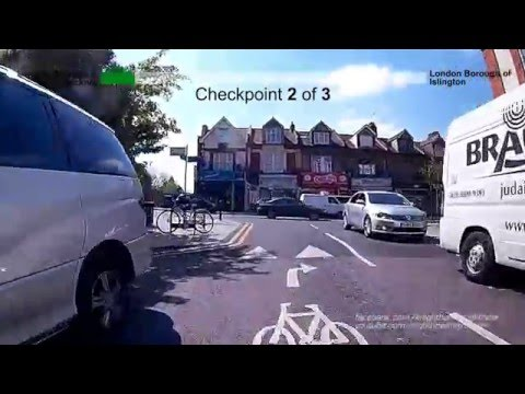 Cycle Superhighway Route 1 (CS1) - Southbound