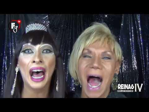 RESUMEN BACKSTAGE REINAS 4  (primera parte) - CANAL FARANDULA GAY