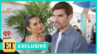 Jared Haibon and Ashley Iaconetti Talk Getting Engaged (Exclusive)