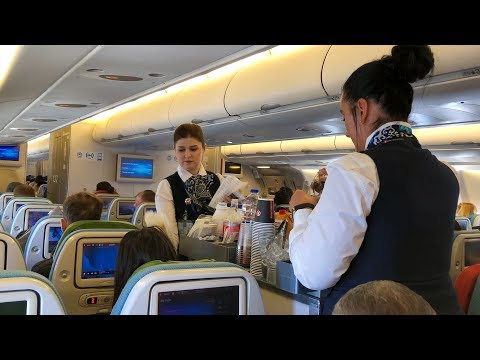 Turkish Airlines, Antalya Airport to Istanbul Airport (A330, Economy Class)