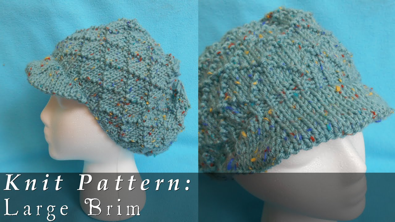 c0ce62f8 How To   Add a Large Brim