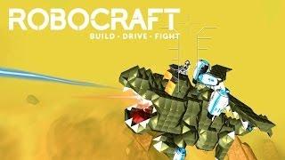robocraft flying dinosaur