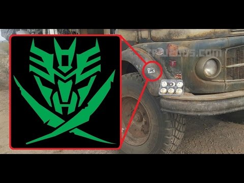 Transformers: The Last Knight - More Info & Images of Dump Truck!!