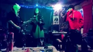 Рычаги Машин - Кошка, Гуси, Лысый мужик (репетиция 2017)