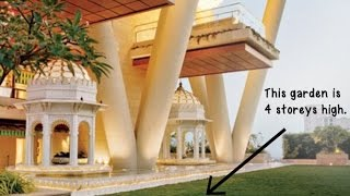 Exclusive Videos of Mukesh Ambani's house  Antilla  Rare Pics
