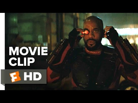 Suicide Squad Movie CLIP - Why Do They Look Like That? (2016) - Will Smith Movie