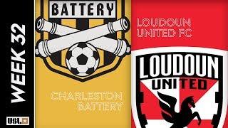 Charleston Battery Vs. Loudoun United FC October 13 2019