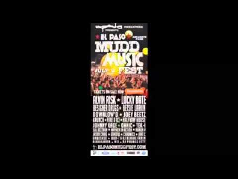 El Paso Mudd Music Festival 2015