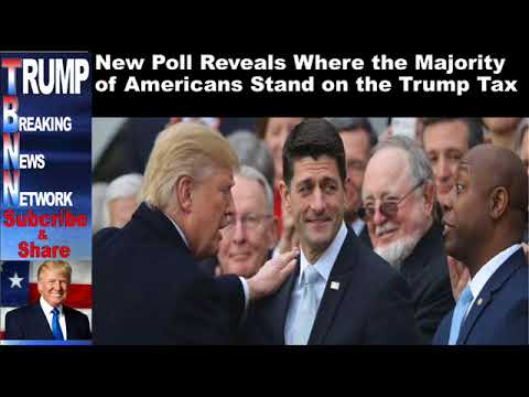New Poll Reveals Where the Majority of Americans Stand on the Tr