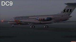 Sky Simulations DC9 Special FSX HD