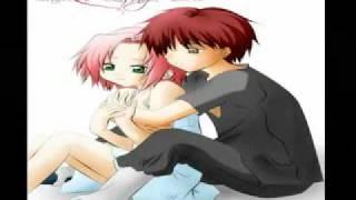 Anime Couples- Kiss the Girl